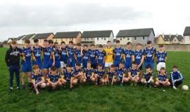 Joe O'Connor Cup Winners