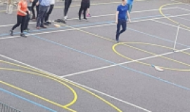 Wellbeing Week Rounders.