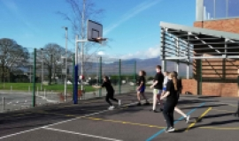 TY and 1st year Basketball blitz